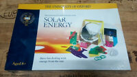 SOLAR ENERGY EXPERIMENTS - UNIVERSITY OF OXFORD SMART BOX SERIES - 8+ - SEALED