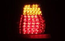 LUCES TRASERAS LED Set BMW E46 3er Limo Facelift rojo negro + INDICADOR LED