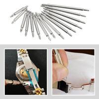 180pcs Watchmaker Watch Band Spring Bars Strap Link Pins Steel Repair Kit Tools