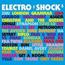 ELECTRO SHOCK 3  2 CD NEU