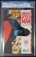 Amazing Spider-Man #648 Marvel Comics CGC 9.8 White Pages Martin Variant Cover