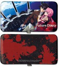 **License** Future Diary Yukiteru Amano & Yuno Gasai Hinge Wallet #61134