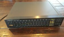 ONKYO INTEGRA STEREO GRAPHIC EQUALIZER EQ-35 READ ALL