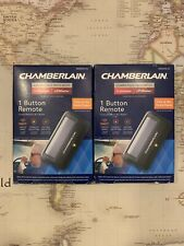 Chamberlain 950Estd 1-Button Remote Control Clickers Craftsman LiftMaster 2-Pack