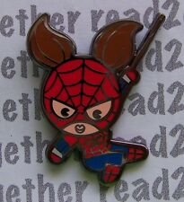 Disney Pin Marvel Kawaii Art Collection Mystery Pouch Spider Girl
