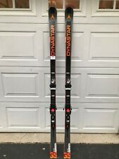 ski 2020 DYNASTAR GS FIS 185 bindings SPX15. New. Race wax preparation.