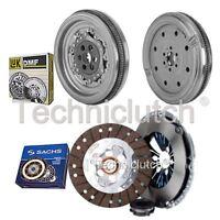 Sachs 3 Piezas Kit de Embrague y Luk Dmf para Seat León Hatchback 1.9Tdi