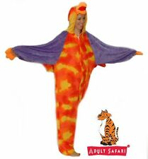 Adult Parrot Costume Animal One Piece Fancy Dress up Costume Party Bird