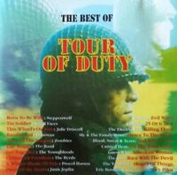 TOUR OF DUTY The Best Of CD BRAND NEW Steppenwolf Small Faces Donovan Zombies