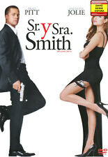 Sr. y Sra. Smith. DVD