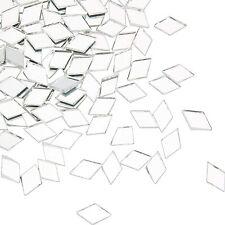 Diamond Mirror Glass Mosaic Tiles Tessera For Wall Arts Diy Handwork 50pcs