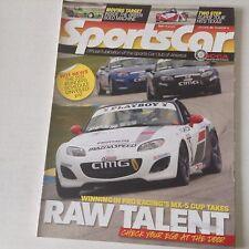 Sportscar Magazine MX-5 Cup Takes  Raw Talent May 2011 060117nonrh3