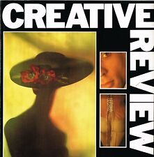 CREATIVE REVIEW Magazine August 1988 JAMES LEBON Paul De Freitas ROGER LYON @EX