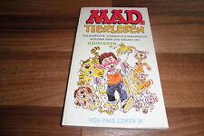 MAD Taschenbuch  # 42 -- MADs TIERLEBEN // von Paul Coker / Williams 1983