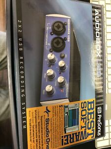 Audiobox Usb Presonus