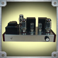 KT88 single-ended class A vacuum tube amplifier DIY KITS  16w+16w