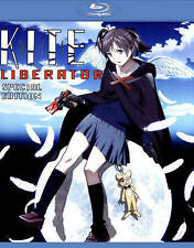KITE LIBERATOR (SPECIAL EDITION BLU-RAY) BRAND NEW SEALED SHIPS NEXT DAY W TRACK