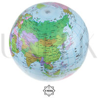 16 inflatable blow up globe world map atlas ball educational planet 16 inflatable blow up globe world map atlas ball educational planet earth ball gumiabroncs Choice Image