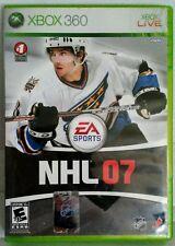 Microsoft XBox 360 Game NHL 07 - Complete.
