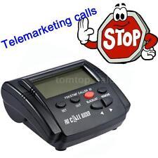 CT-CID803 Caller ID Box Call Blocker Stop Nuisance Robo Calls Telemarketers S0B4