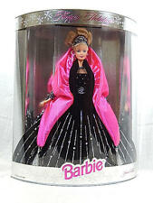 Happy Holidays 1998 Barbie Doll special edition Mattel girl toy women mom gift