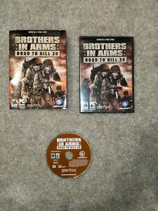 Brothers in Arms: Road to Hill 30 - PC - Great Shape!