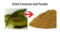 organic DRIED CINNAMON LEAF POWDER from Ceylon