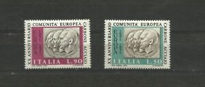 Italy 1971 Twentieth anniversary of CZECH MNH italia