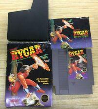 Rygar (Nintendo Entertainment System NES, 1987) Complete in Box wear & tear box