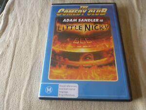 Little Nicky (DVD) Region 4 Adam Sandler, Patricia Arquette