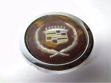 Cadillac Wire Spoke Wheel Hubcap Center Cap emblem Hubcaps Wheel Covers