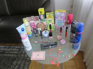 Beauty Paket aus Brigitte/Glossy/Pinkbox -top Kosmetikprodukte sehr hoher Wert-1
