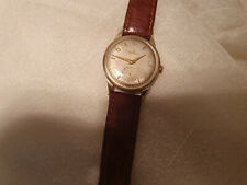 MEN/S VINTAGE ZENITH WATCH. SWISS MADE. WATCHMAKERS ESTATE. SERVICED. 1950's