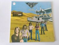GEORGE HATCHER BAND / DRY RUN  LP 1976 EX/ vg+ rare VINYL GATEFOLD UK