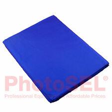 PhotoSEL BK13CU Chroma Key Chromakey Blue Screen Background Backdrop 3m x 6m