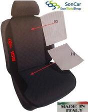 ALFA ROMEO 156 Schienale, Coprisedile Auto con Ricamo disponibile in più colori!