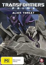 Transformers: Prime (Season 1, Vol 3) - Alien Threat NEW R4 DVD