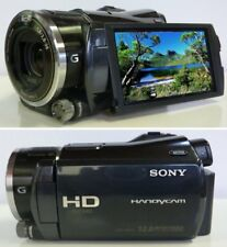 "Sony hdr-xr550ve FULL HD-AVCHD Handycam camcorder 240 GB, 12 megapixel ""TOP"""