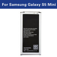 Battery EB-BG800BBE for Samsung Galaxy S5 Mini G800F G800H 2100mAh Li-ion + NFC