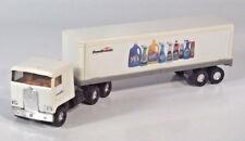 """Ertl Kenworth Dow Brands Advertising Semi Truck 11.5"""" Pressed Steel Scale Model"""