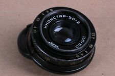 Russian Lens Industar 50-2 50mm 3.5 Camera M42 Mount Zenit Sony Canon Nikon