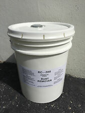 RC-200 Irrigation Rust Remover Chemical
