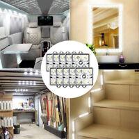 60 LED 12V Cargo RV Interior Light Trailer Boat Lamp Ceiling Lights For Car Van