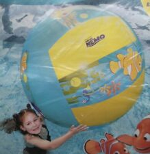 Huge 122cm Finding Nemo inflatable Beach Ball RARE beachball disney blow up pool