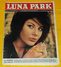 LUNA PARK 1964 n. 9, Daniela Rocca, Maria Pia Luzi