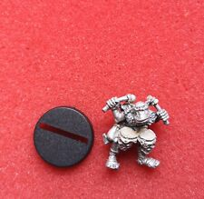 Citadel G.W Warhammer Fb A.o.S Orcs & Goblins Harboths Orc Archers Musician 1985