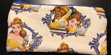 Beauty And The Beast Wallet (with Pockets) (homemade)