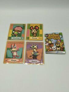 VINTAGE 2003 Nintendo GameCube Animal Crossing e-Reader Cards