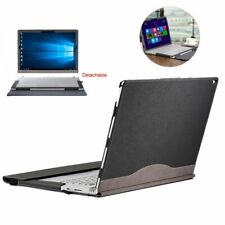 New PU Leather Laptop Sleeve Case For Microsoft Surface Book 2 Detachable Cover