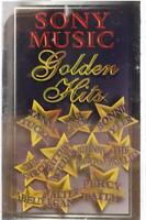 Sony Music Golden Hits 1997 cassette tape pop music BRAND NEW
